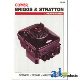 Briggs & Stratton L-head Engine Repair Manual