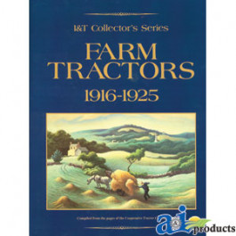 Tractors 1916-25