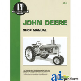 John Deere Shop Manual