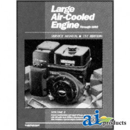 Large Air-Cooled Engine Service Manual, Through 2000, Volume 2
