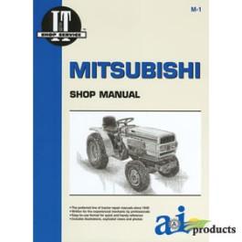 Mitsubishi Shop Manual