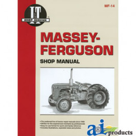 Massey-Ferguson Shop Manual
