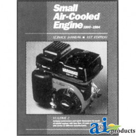 Small Air-Cooled Engine Service Manual, Volume 2