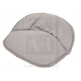 Deluxe Tie-on Seat Pad for H&M Pans, SILVER