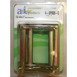 "Pin, 3/8"" x 2-1/4"" (5 pack) Square Lock"