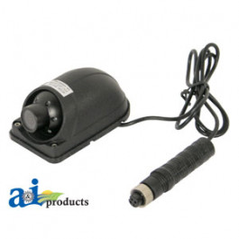 """CabCAM Camera, Compact Side Mount, 1/3"""" Color CCD W/ IR, For Wired System"""