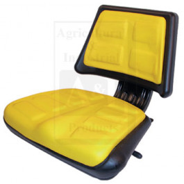 Seat, Universal w/ Trapezoid Back, YLW