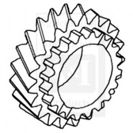 Gear, Transmission Countershaft