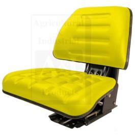 Seat w/ Trapezoid Backrest, YLW