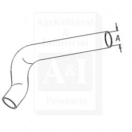 Radiator Hose, Upper
