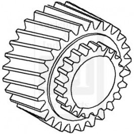 Gear, Transmission Countershaft Low Range