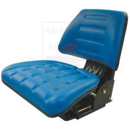 Flip-Up Seat, Trapezoid Back, BLU