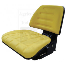 Flip-Up Seat, Trapezoid Back, YLW