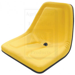 Michigan Style Seat, w/o Slide Track, YLW