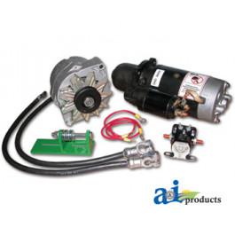 24V to 12V Starter Conversion Kit