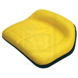 Seat, Medium Back, Yellow