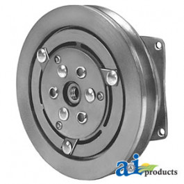 "Clutch - York Style (1 groove, 6.7"" pulley)"