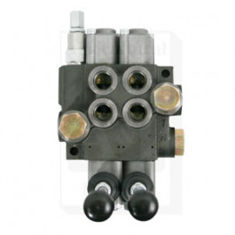 Hydraulic Monoblock Spool Valve Sae w/Orb Fittings