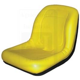 """Seat, 18"""", YLW VINYL"""