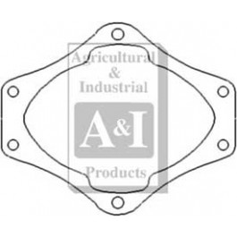 MAIN HOUSING GASKET, REAR