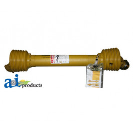 "Driveshaft, Header With 1-1/8"" Hex End Yokes"