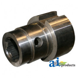 "Hub, 1 3/8"" 6 Spline, F5/1R Key Type Overrunning Clutch"