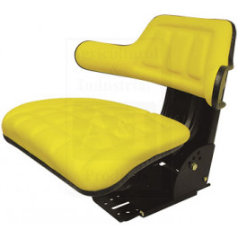 Flip-Up Seat, Wrap Around Back, YLW