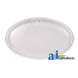 Lens; Trapezoid,  For WL8800-F