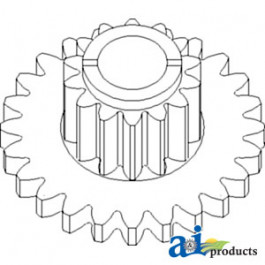 Gear, Pinion; Feeder House