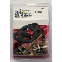 Carburetor Kit, Complete (Zenith)
