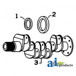 Kit, Crankshaft, 4.108