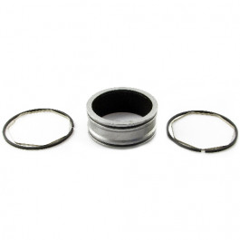 Exhaust Sleeve & Sealing Ring Kit - New