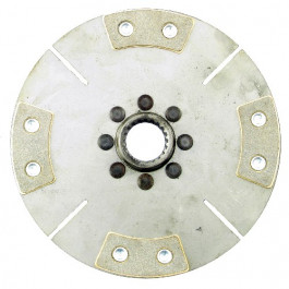 8-1/2' Trans. Disc - Reman, 4-Pad w/ 1-7/16' 20 Spline Hub