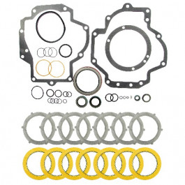 IPTO Gasket Kit & Heavy Duty Clutch Pack - w/o Brakes - 877720
