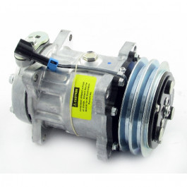 Compressor w/ Clutch - New - 8804318