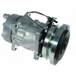 Compressor w/ Clutch - New - 8809963