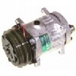 Compressor w/ Clutch - New - 8810151