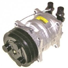 Compressor w/ Clutch - New - 8810242