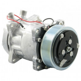 Compressor w/ Clutch - New - 8814600