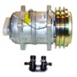 Compressor w/ Clutch - New - 8814620441