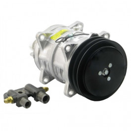 Compressor w/ Clutch - New - 8814621041