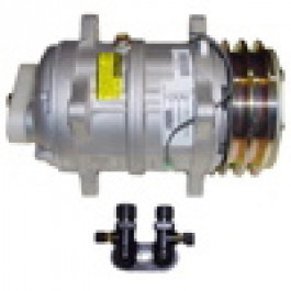 Compressor w/ Clutch - New - 8814622241