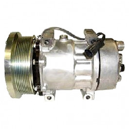 Compressor w/ Clutch - New - 88178-9570