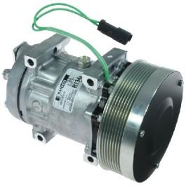 Compressor w/ Clutch - New - 881835106