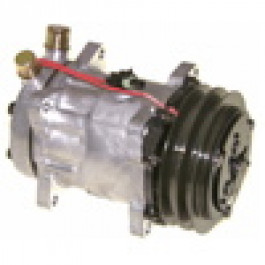 Compressor w/ Clutch - New - 8842920