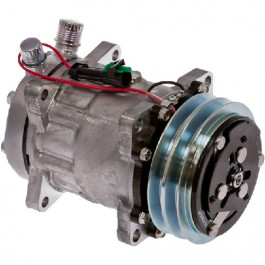 Compressor w/ Clutch - New - 8847742400