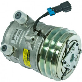 Compressor w/ Clutch - New - 886733655