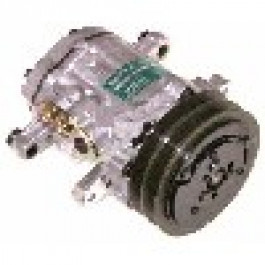 Compressor w/ Clutch - New - 8872275977