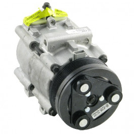 Compressor w/ Clutch - New - 8882001879