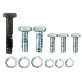 A6 Compressor Metric Bolt Kit